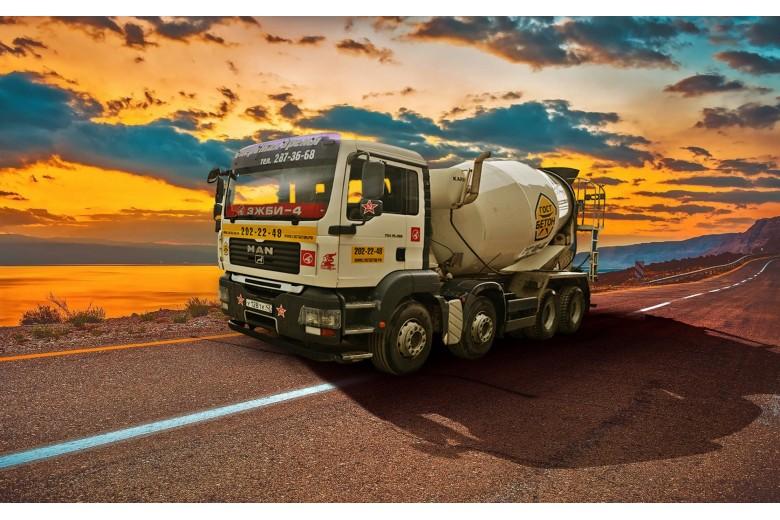 Продажа и доставка гост бетона в Новосибирске